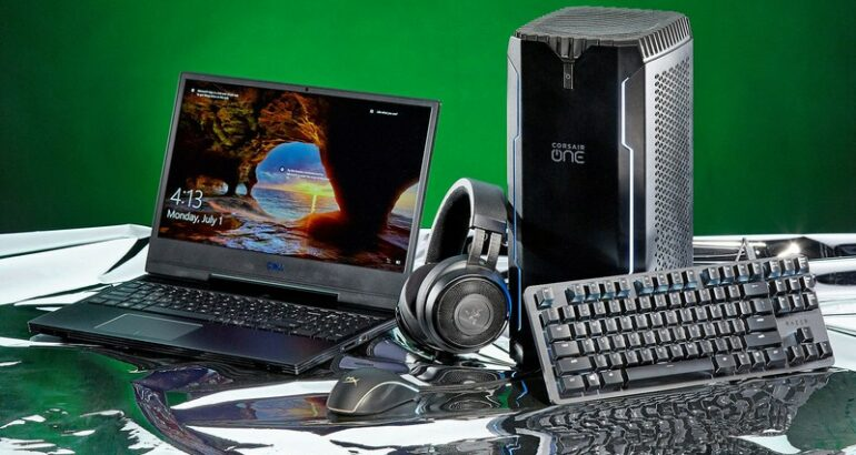 Enhance Your Senses With These Next-Level Gaming Accessories