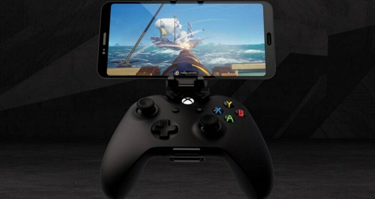 Xbox Mobile Accessories Kickoff Project Xcloud Push With MOGA Gaming Clip